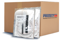 ProtectON Face Shields in White